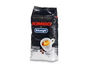 Káva DeLonghi Kimbo Classic 1kg zrnková