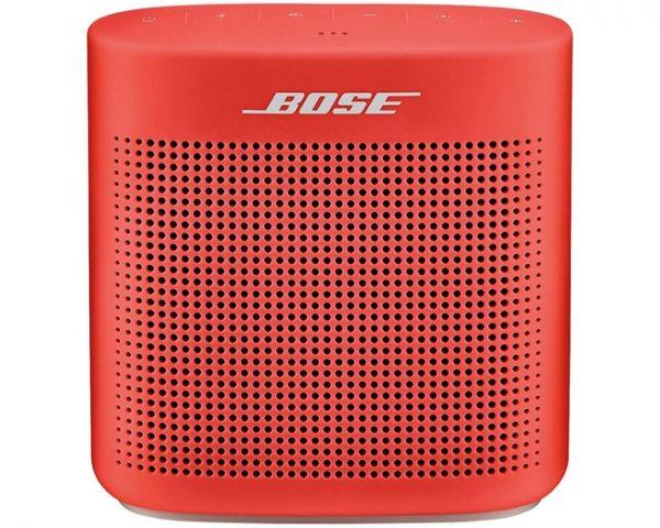 BOSE SoundLink Colour II RED