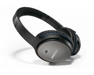 BOSE QuietComfort 25 černá Samsung Android