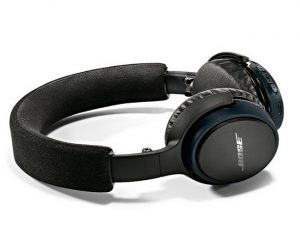 BOSE SOUNDLINK ON-EAR BLUETOOTH HEADPHONES BLACK