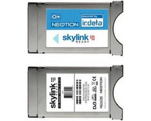 Modul CAM IRDETO CI+ NEOTION NEW SKYLINK READY