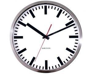 Nástěnné hodiny 850290 Karlsson 29cm