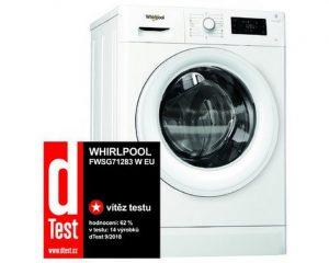 WHIRLPOOL FWSG71283W prodloužená záruka