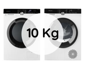 S pračkou na 10 kg prádla