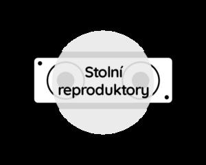 Stolní reproduktory